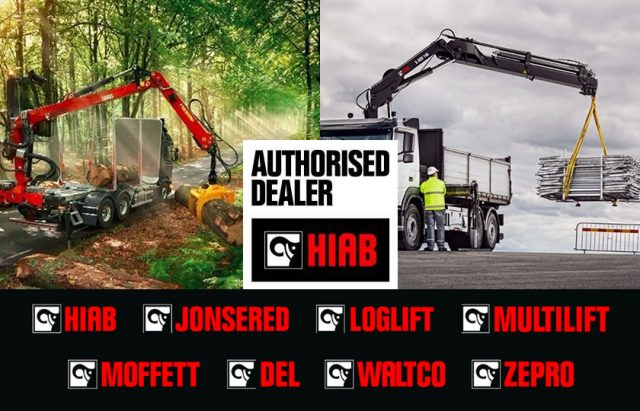 Autorizovaný dealer HIAB