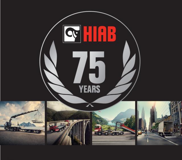 HIAB 75 rokov